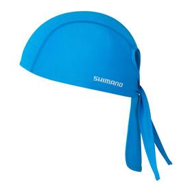 Shimano Bandana Hoofdbedekking blauw